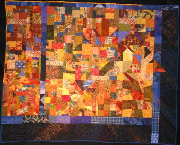 fine art quilts | quilts by julia